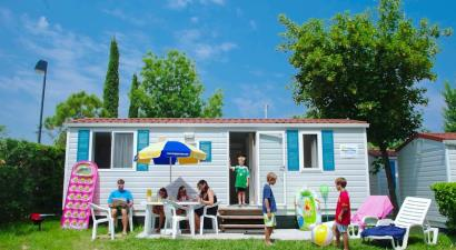 Ubytování Happy Camp mobile homes in BalatonTourist Füred Camping & Bungalows